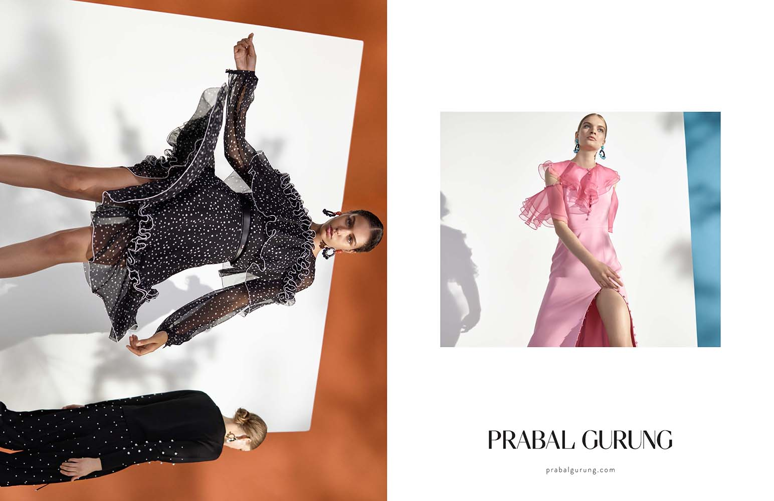 Prabal Gurung by Stina Daag