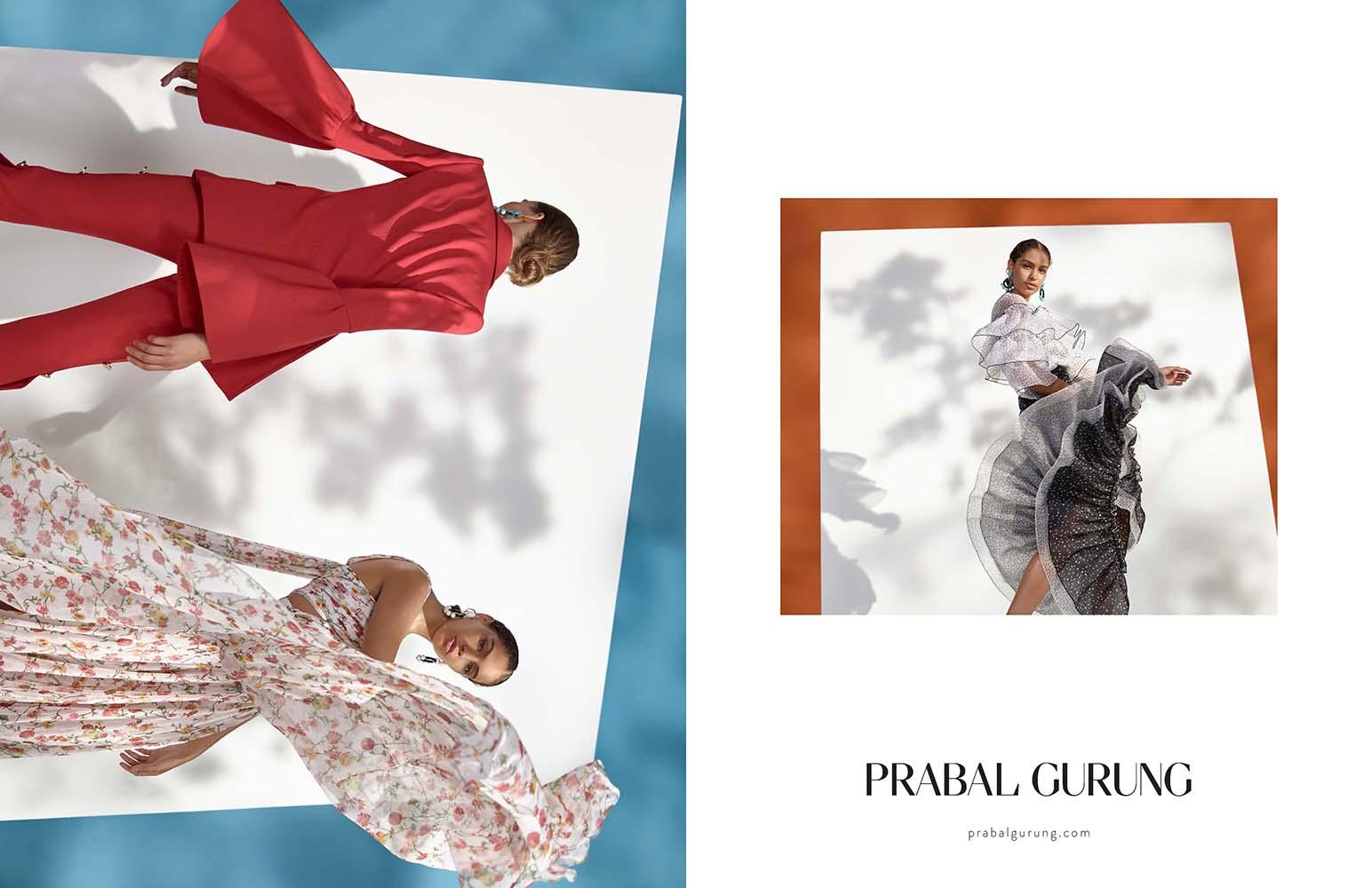Prabal Gurung by Stina Daag