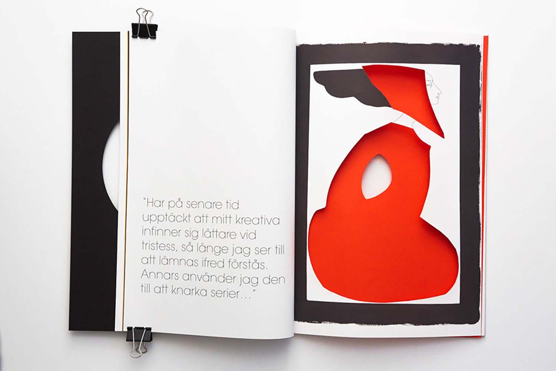 Liselotte Watkins by Stina Daag