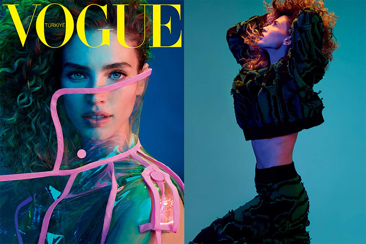 Vogue Turkey by Cuneyt Akeroglu