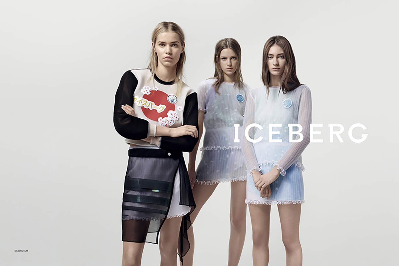 Iceberg by Benny Horne