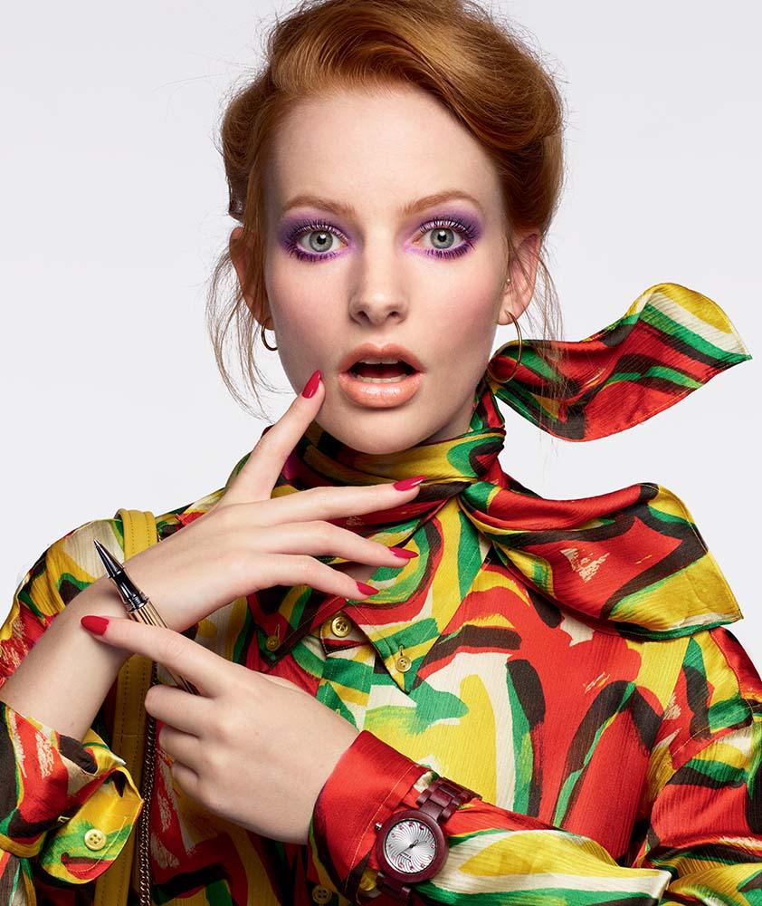 Vogue Italia by Cuneyt Akeroglu