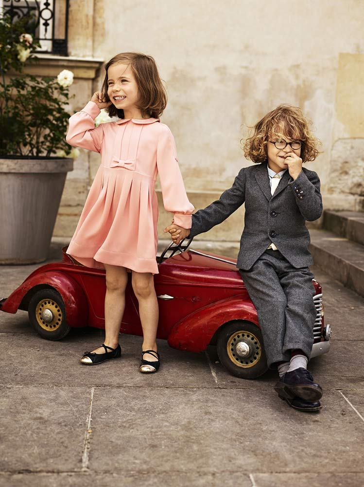 H&M Kids by Stina Daag
