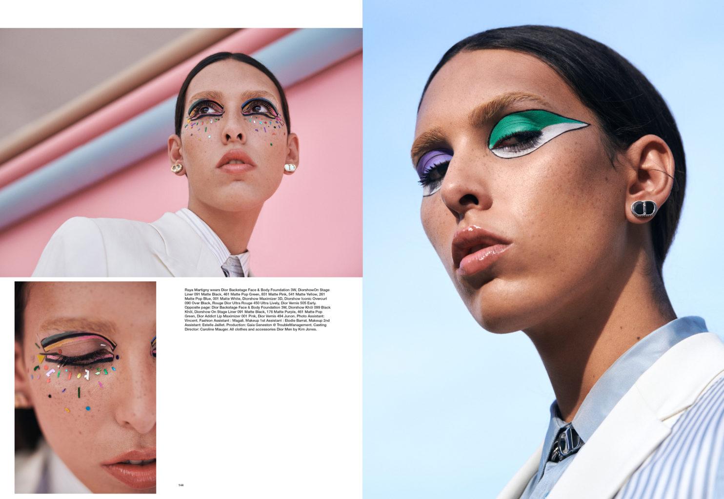Candy Magazine by David Vasiljevic