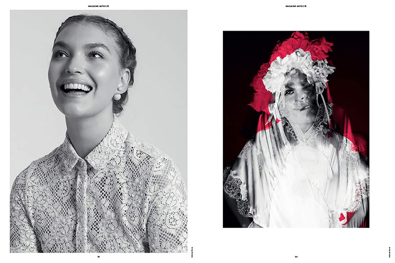 Antidote Magazine by Cuneyt Akeroglu