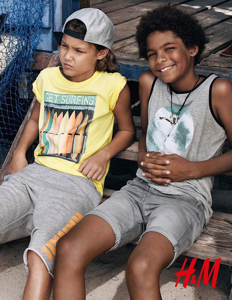 H&M Kids by Benny Horne