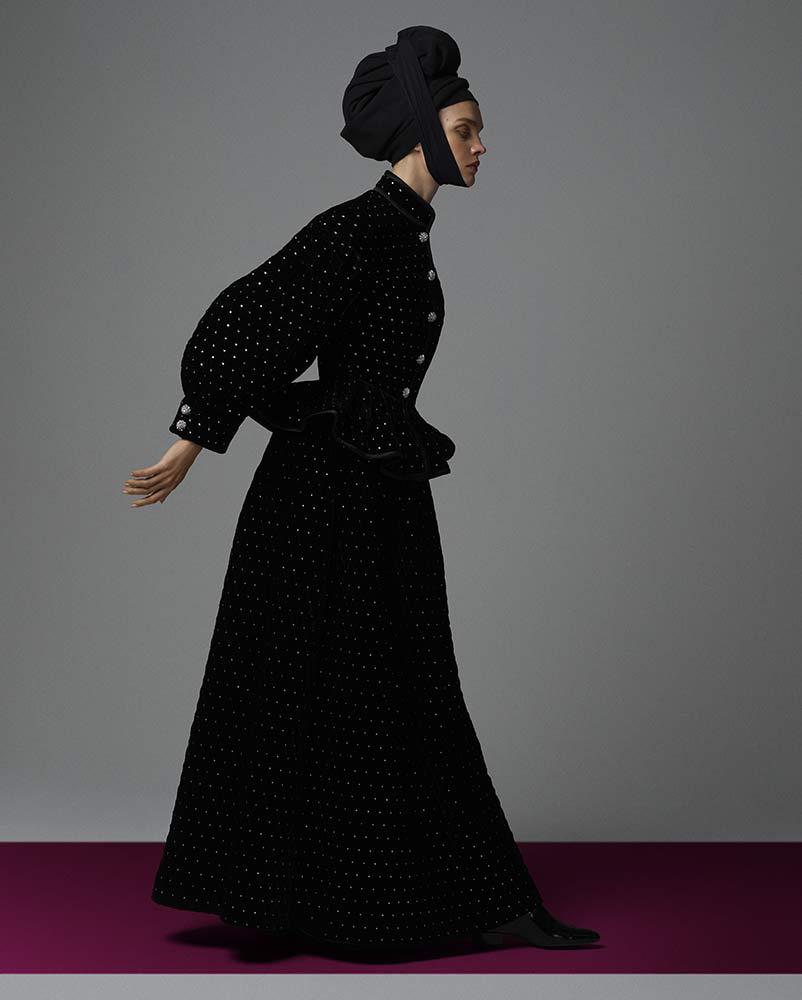 Natalia Vodianova by Cuneyt Akeroglu