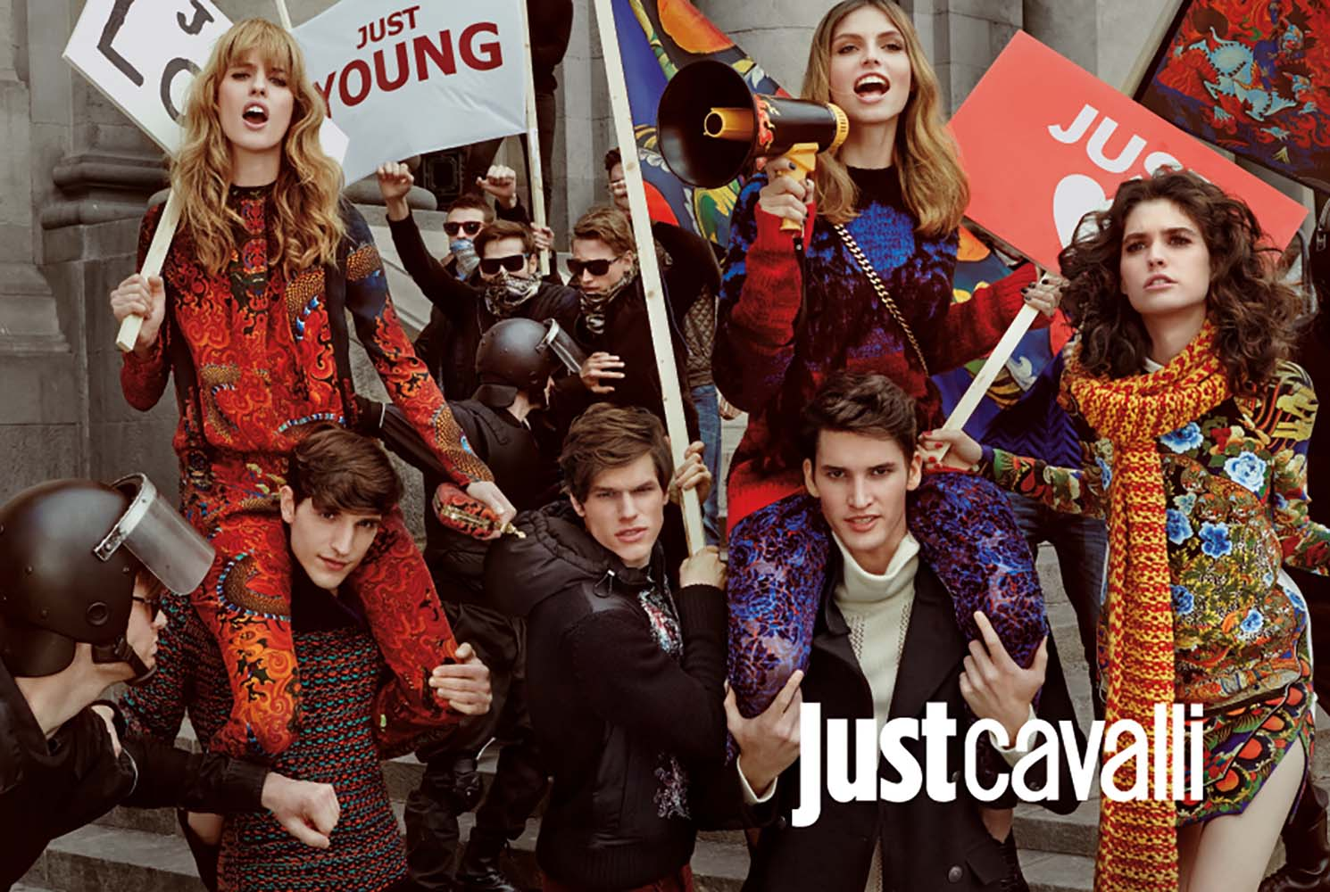 Just Cavalli by Braga + Federico