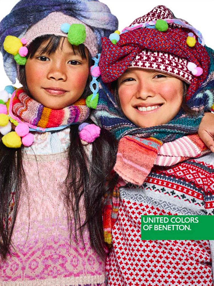Benetton by Braga + Federico