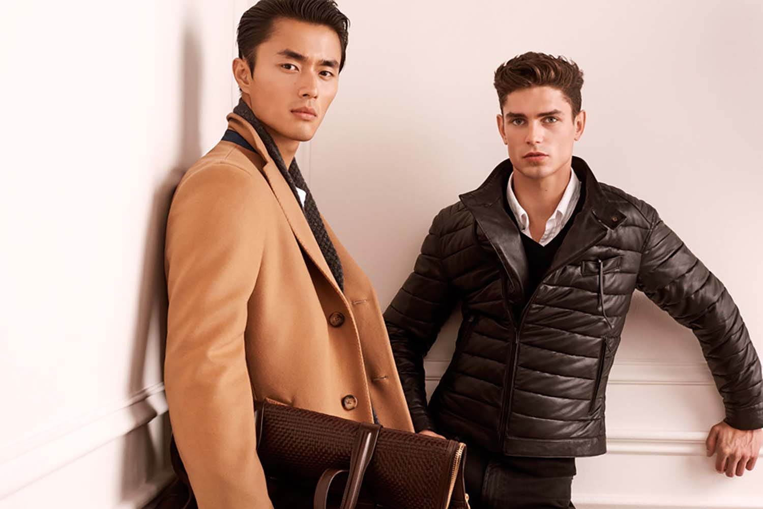 Massimo Dutti by Benny Horne