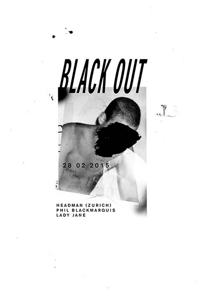 Black Out by Uber & Kosher