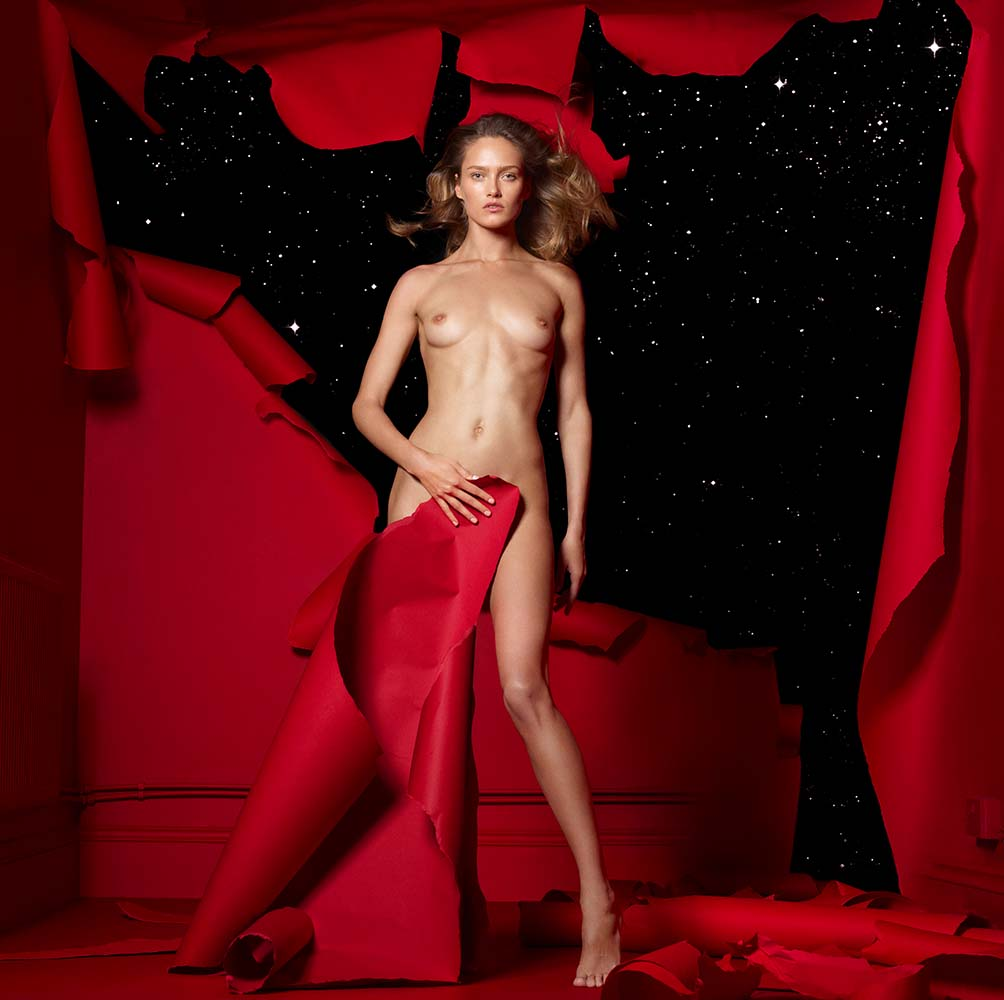 The Red Room Exhibition by Cuneyt Akeroglu