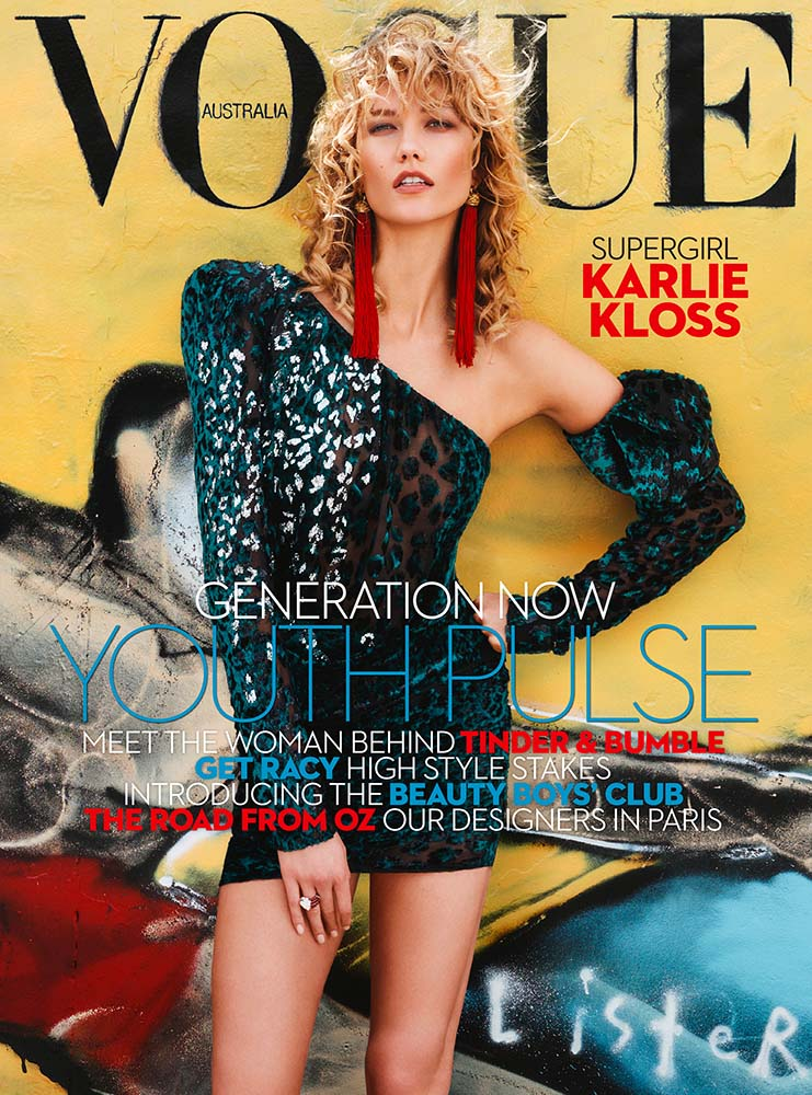 Vogue Australia by Benny Horne