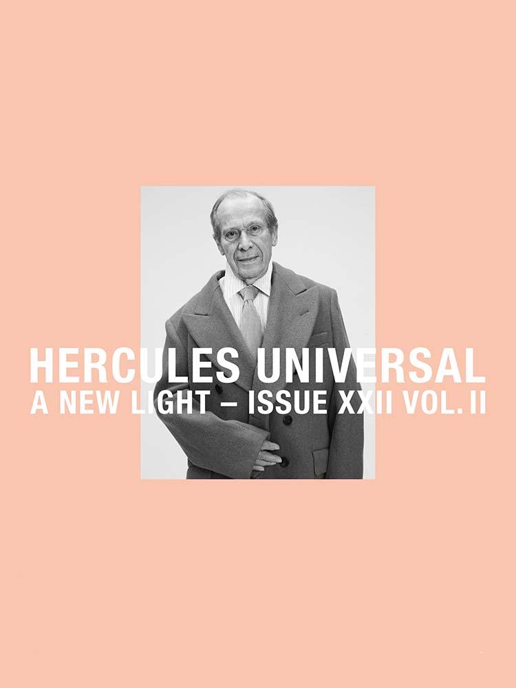 Hercules Magazine by Amit
