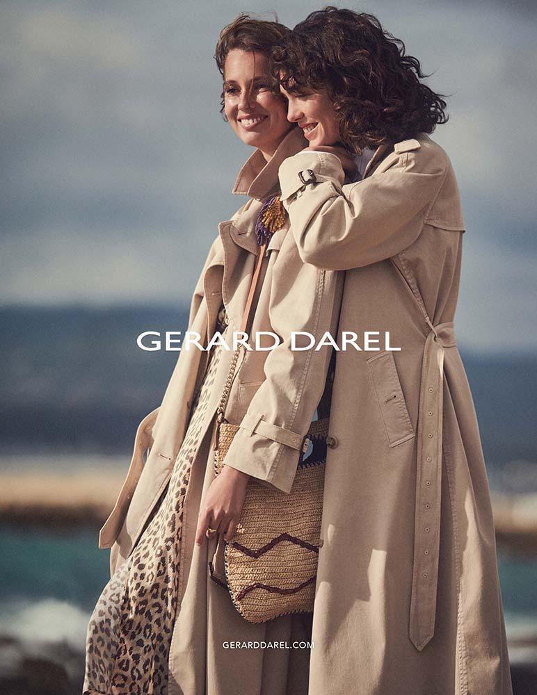 Gerard Darel by Shaun Beyen