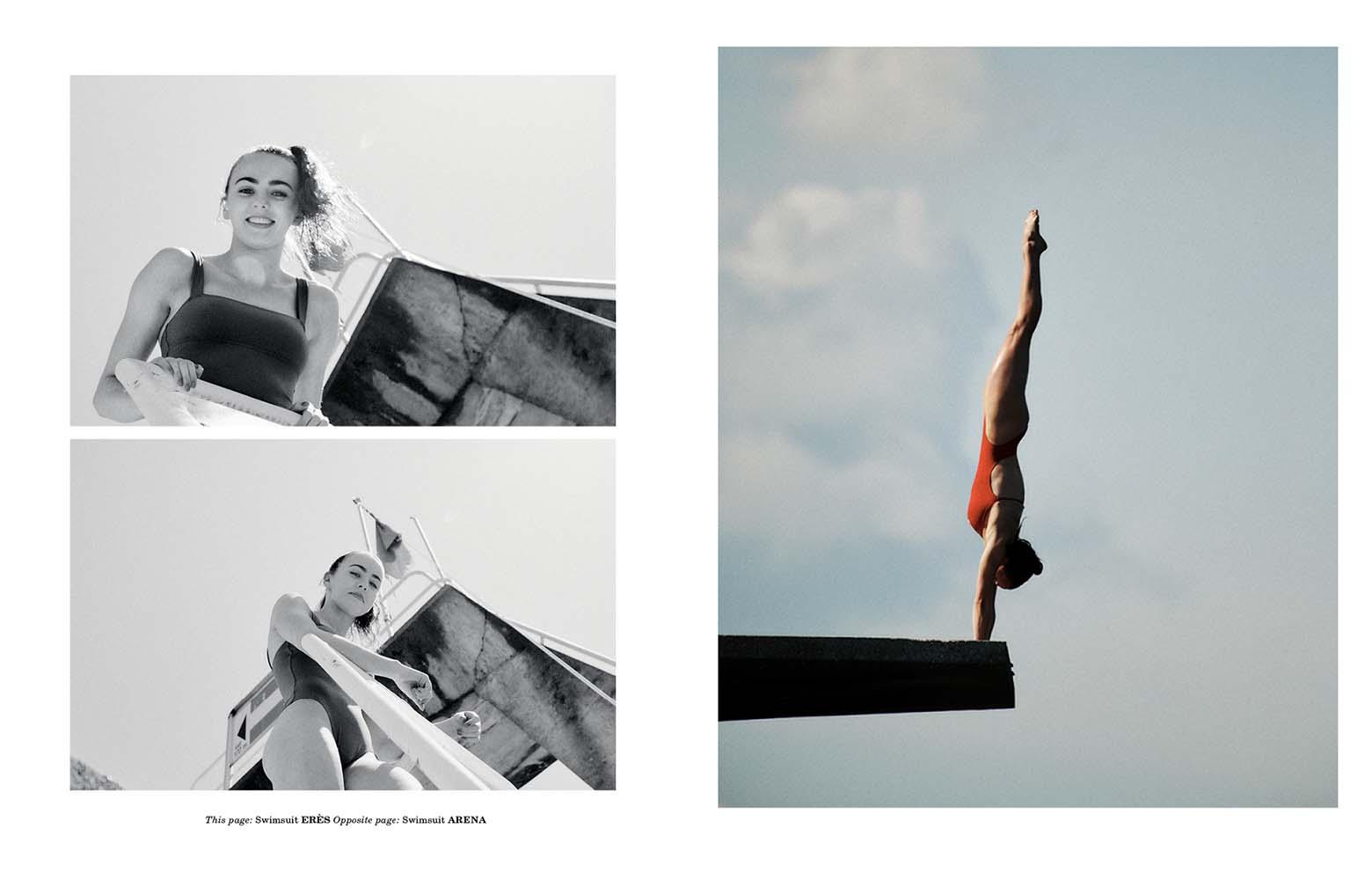 Human Shift by Stina Daag