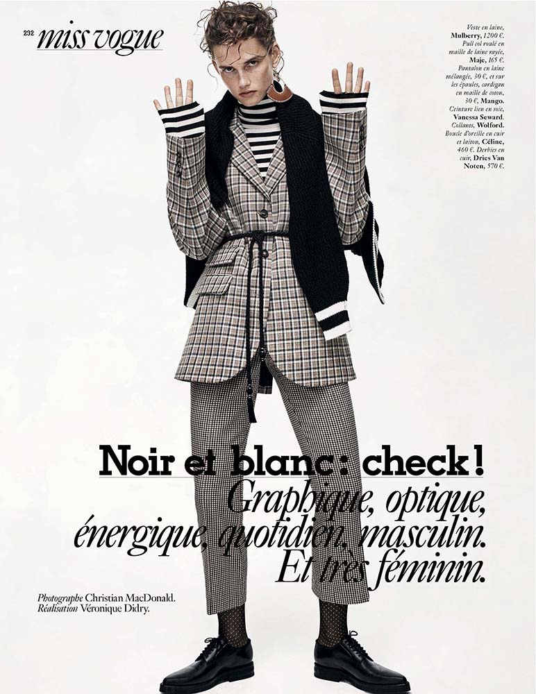 Vogue Paris by Veronique Didry