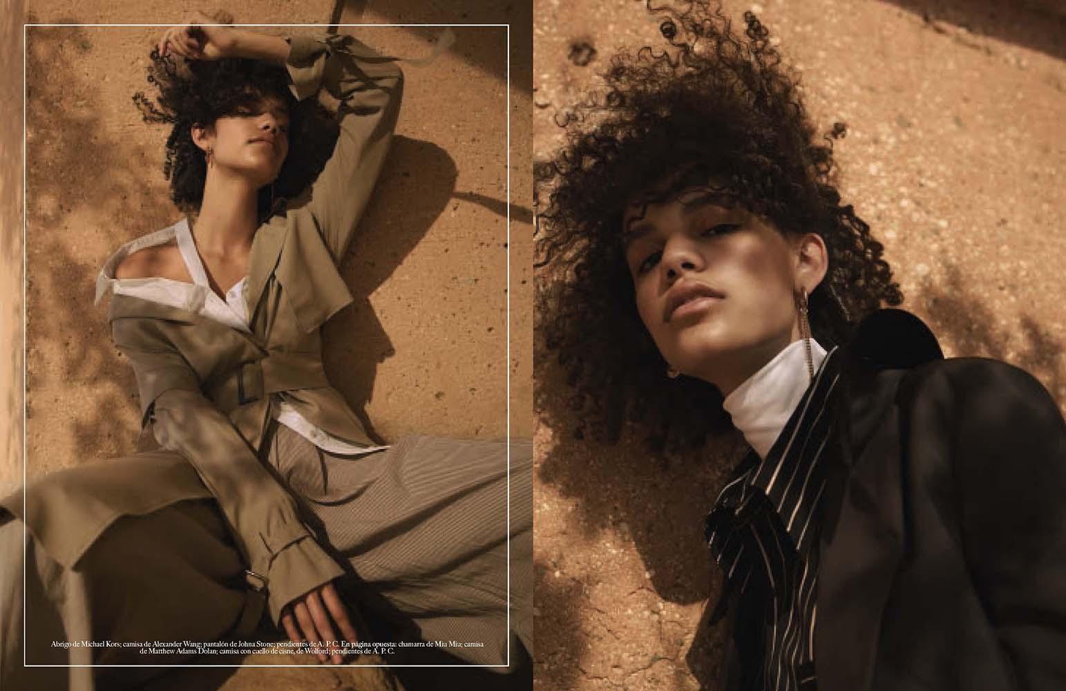 Vogue Mexico by Shaun Beyen