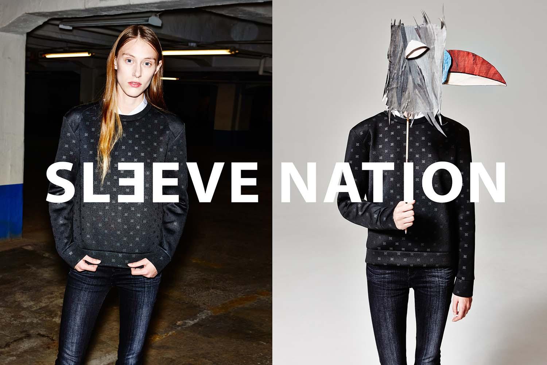 Sleeve Nation by Stina Daag