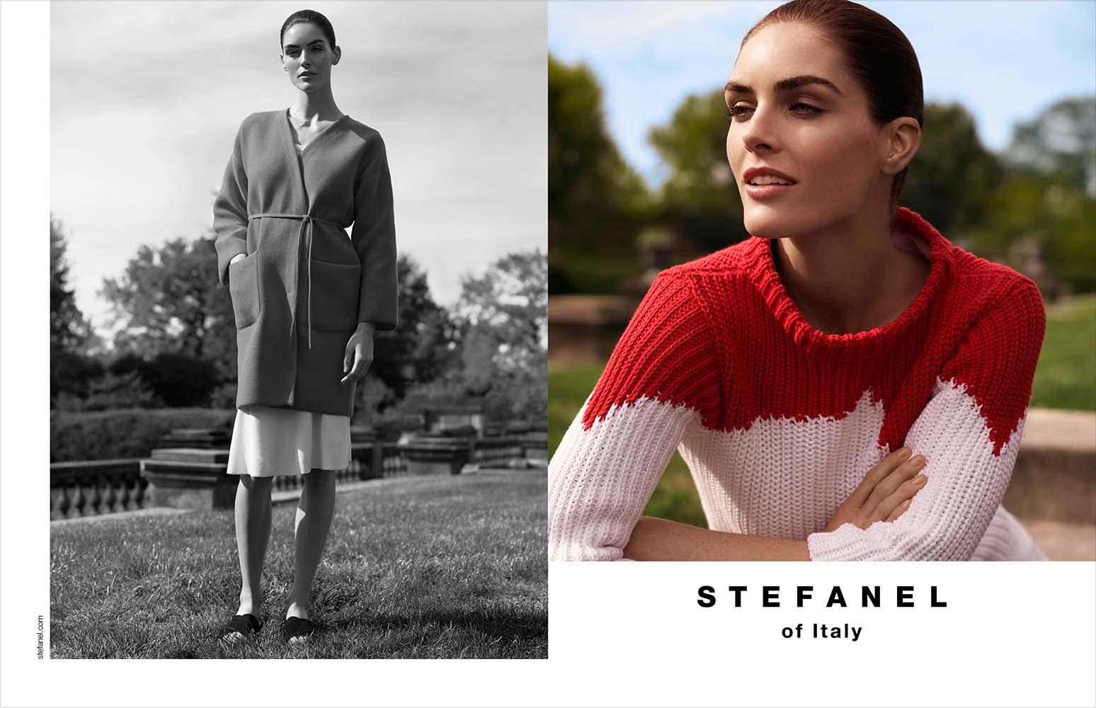 Stefanel by Benny Horne