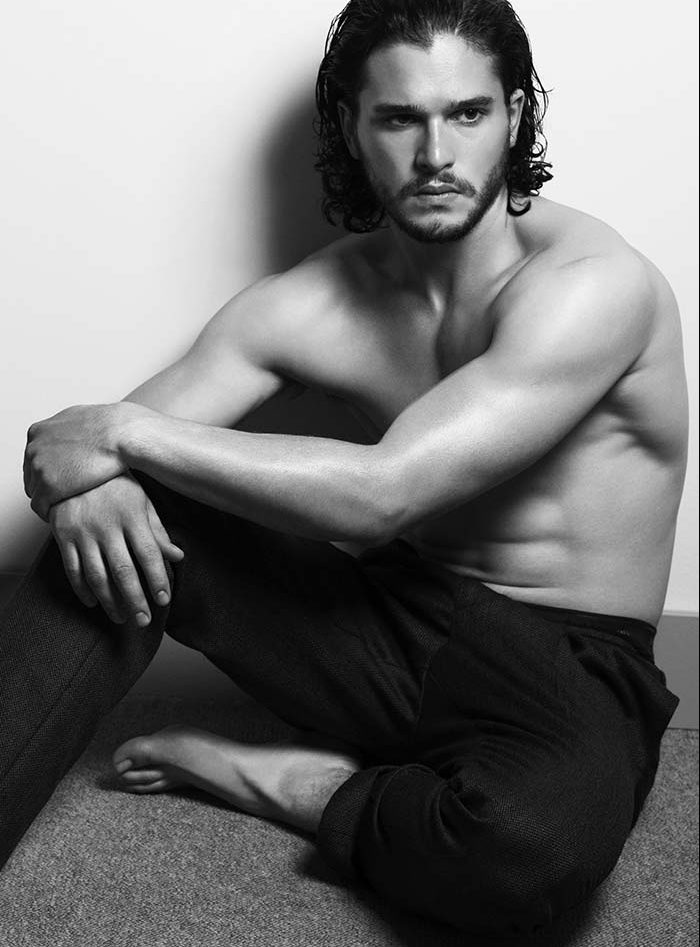 Wonderland - Kit Harington by Cuneyt Akeroglu