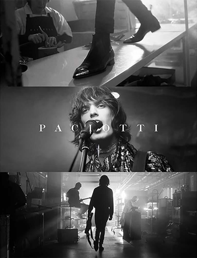 Cesare Paciotti by Braga + Federico