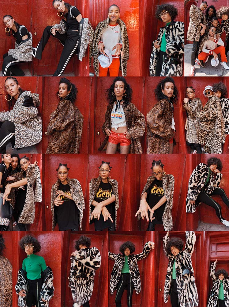 Teen Vogue by Benny Horne