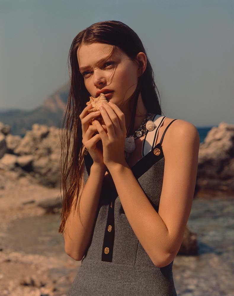 Vogue Australia by Shaun Beyen