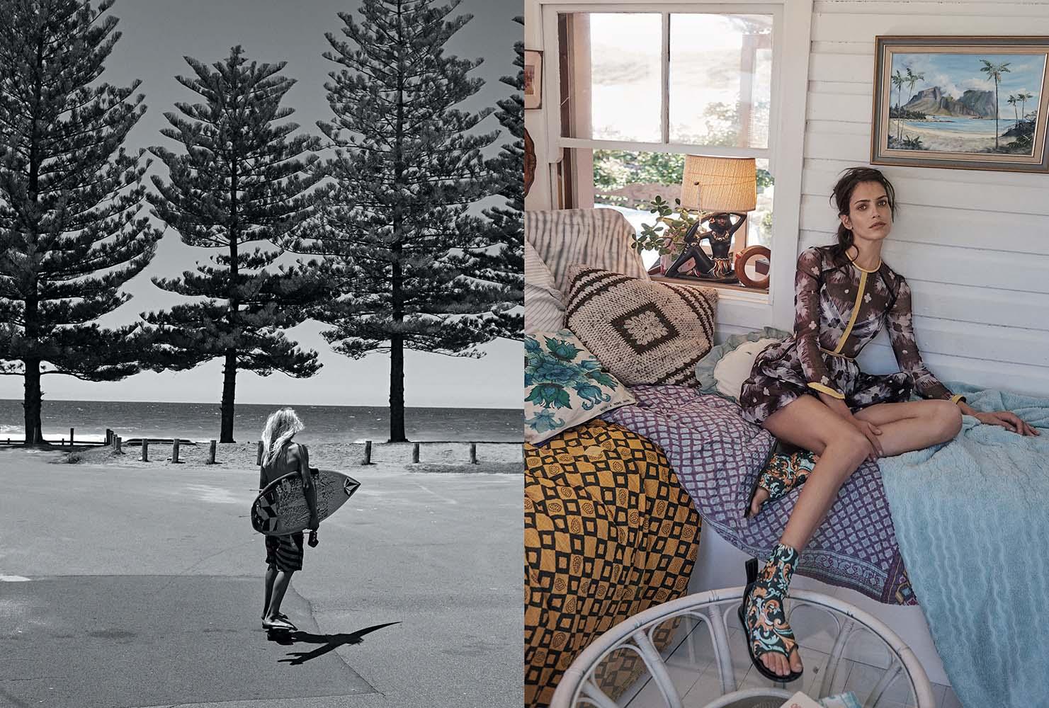 Vogue Australia by Benny Horne