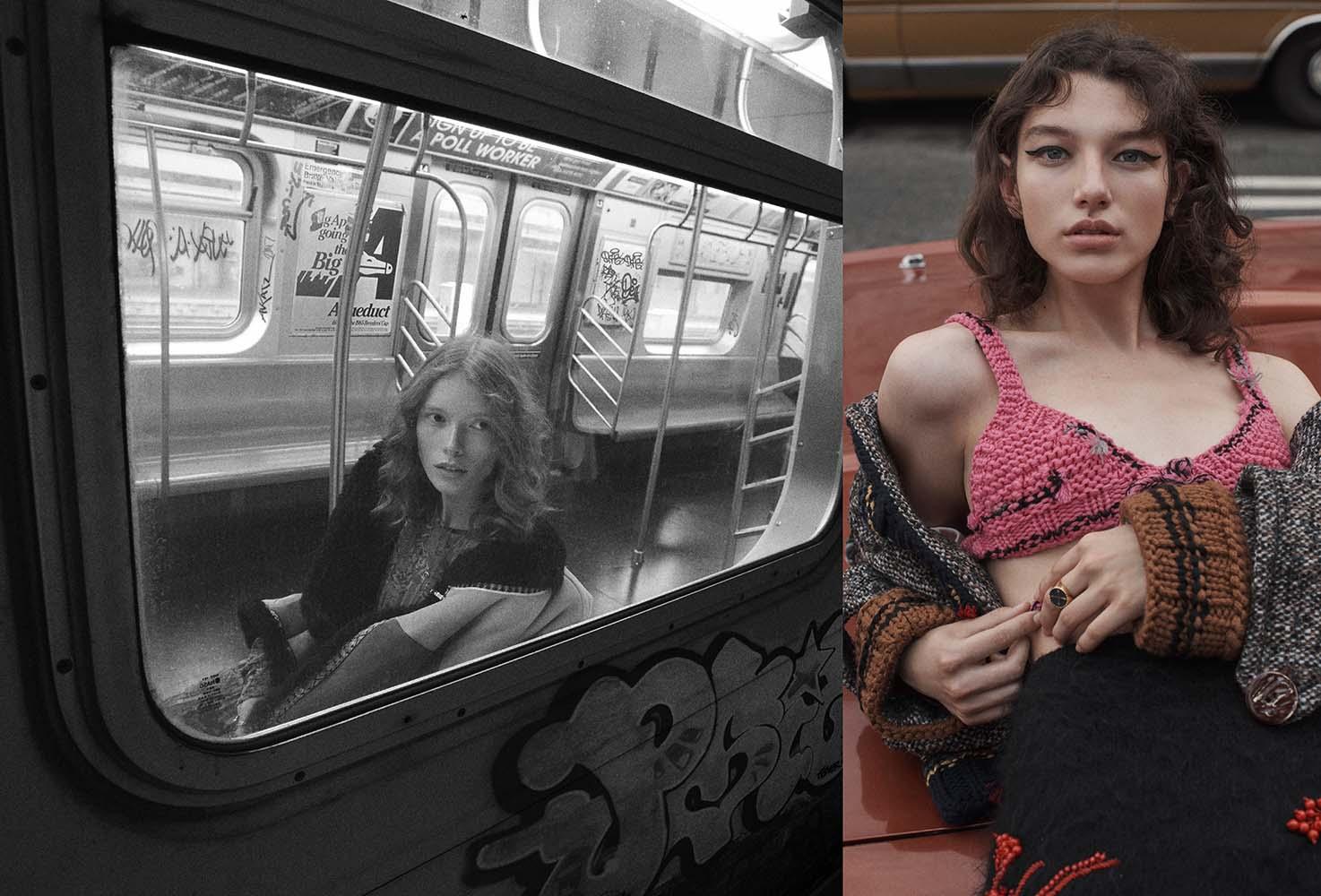 Vogue Turkey by Benny Horne
