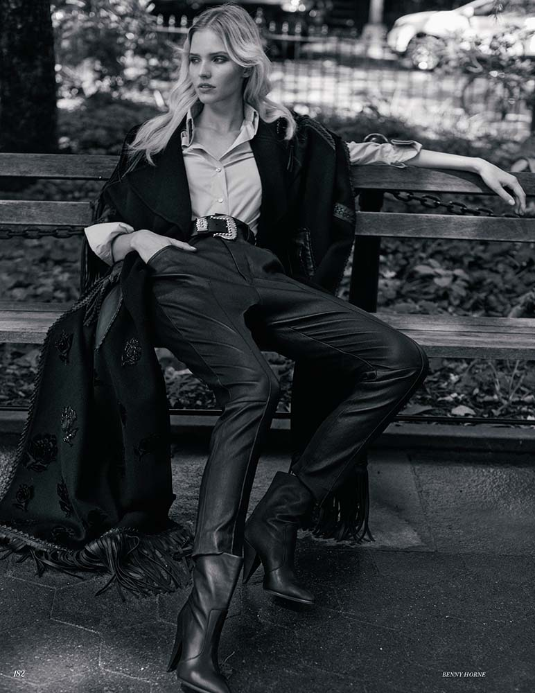 Vogue Russia by Benny Horne