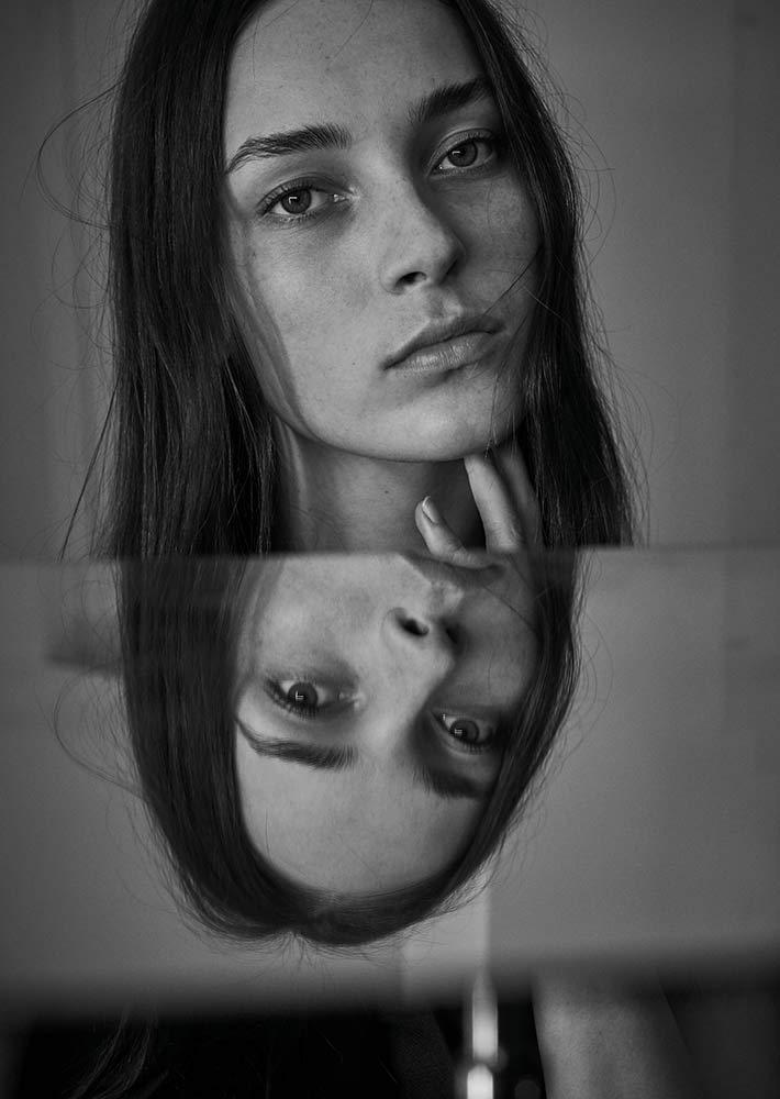 Twin Magazine by Shaun Beyen