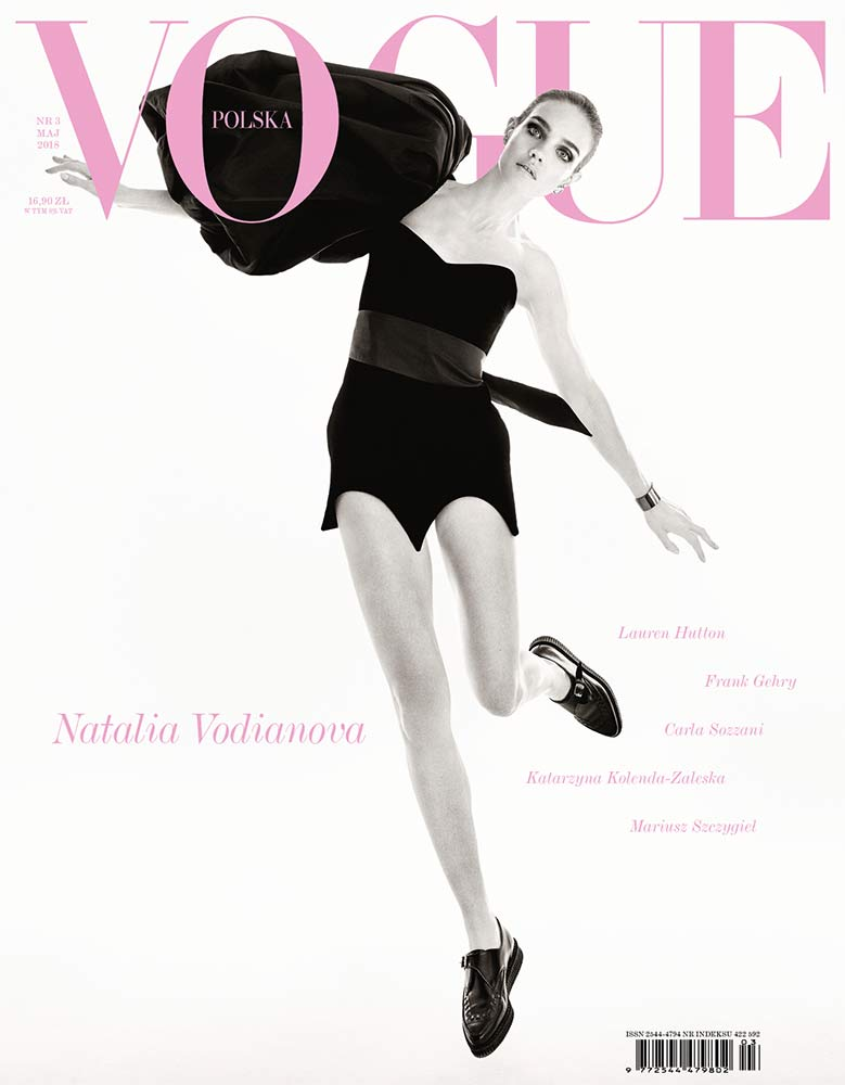 Vogue Poland by Veronique Didry