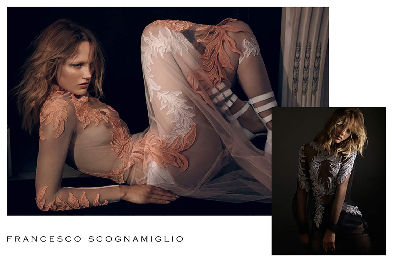 Francesco Scognamiglio by Margherita Moro