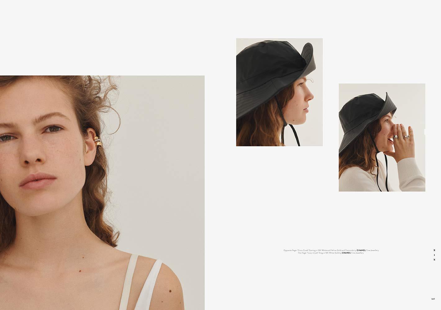 Twin Magazine by Maya Zepinic