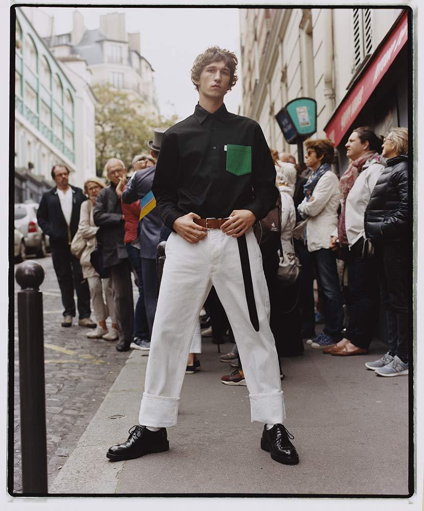 Ami Paris by Pau Avia