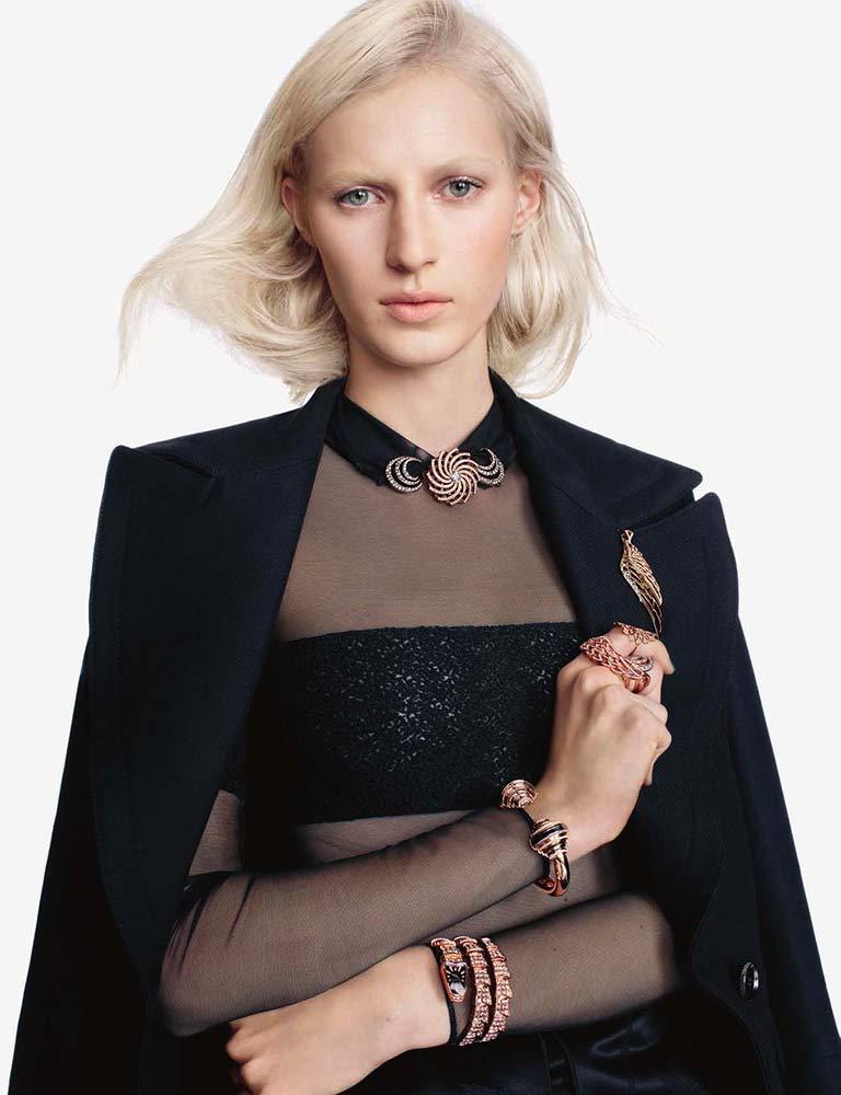 Vogue UK by Maya Zepinic