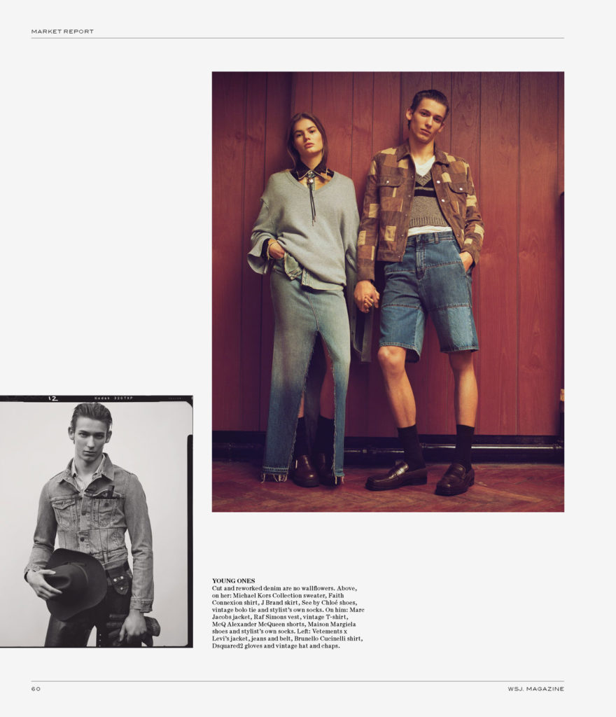 WSJ Magazine by Margherita Moro