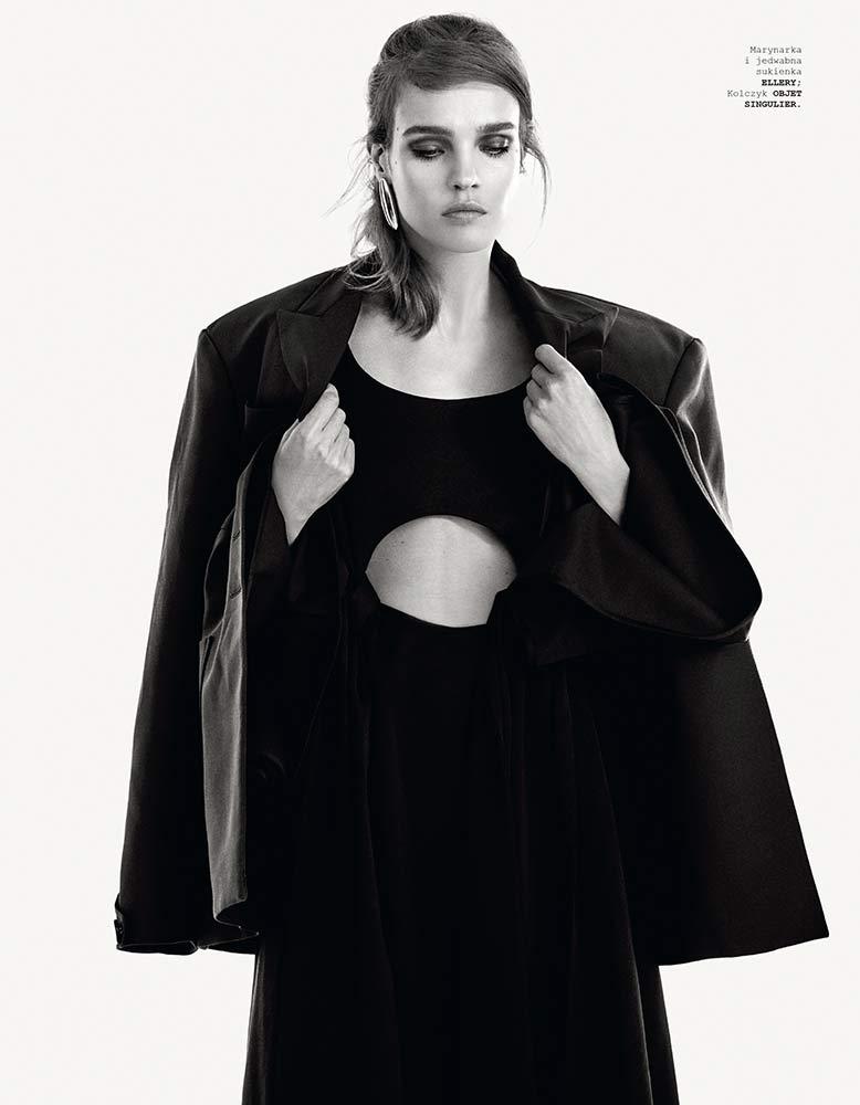 Vogue Poland by Veronique Didry