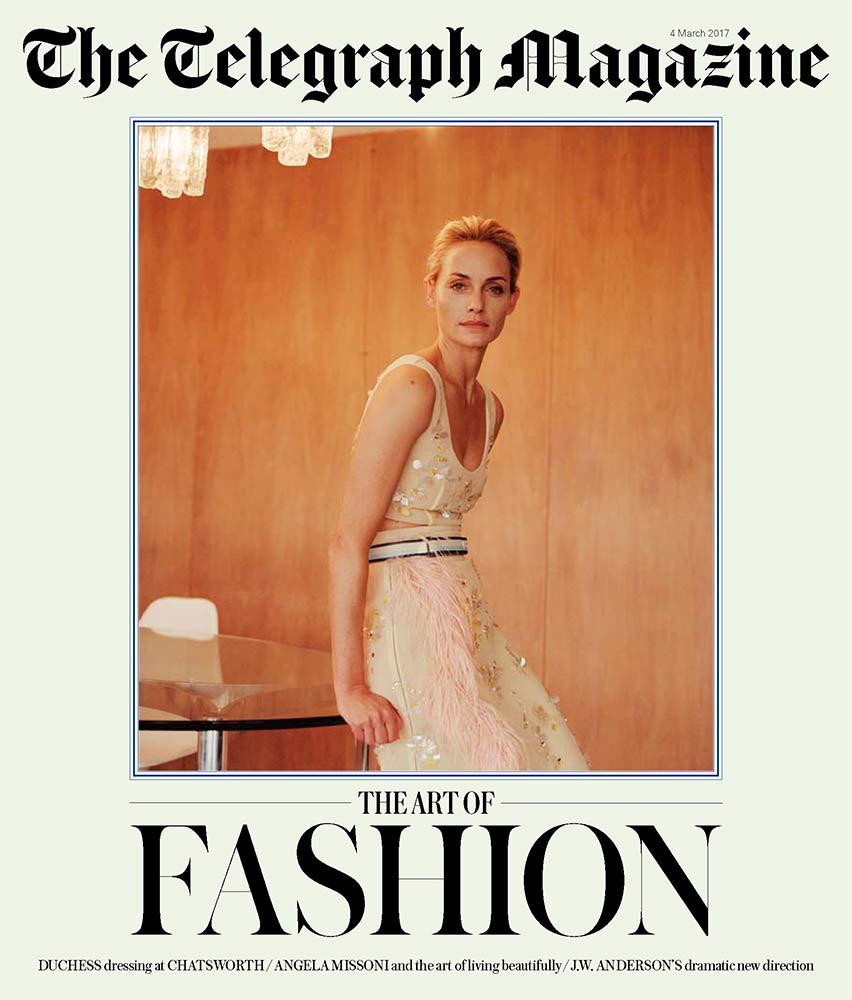 The Telegraph by Maya Zepinic