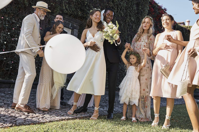 H&M Wedding by Benny Horne