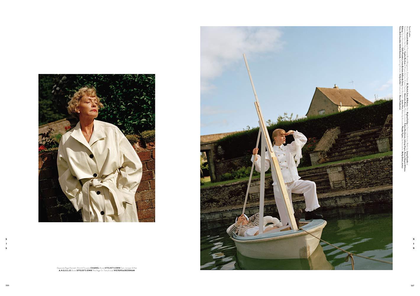Twin Magazine by Margherita Moro