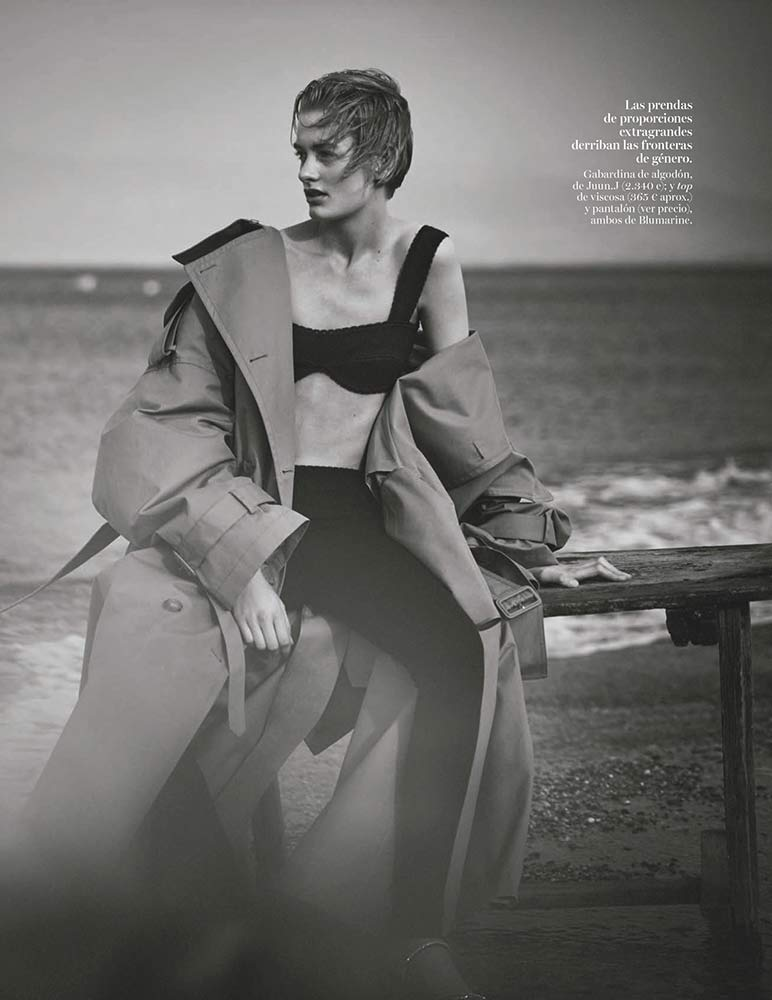 Vogue Spain by Margherita Moro