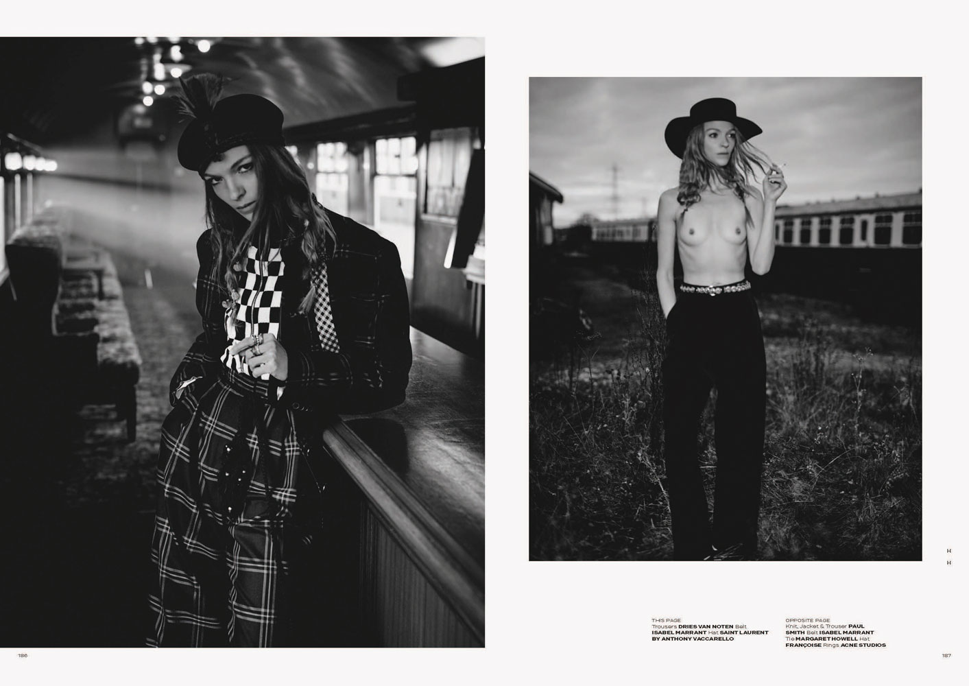 Twin Magazine by Veronique Didry